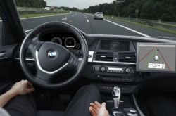 BMW, Intel, Mobileye lay groundwork for self-driving car
