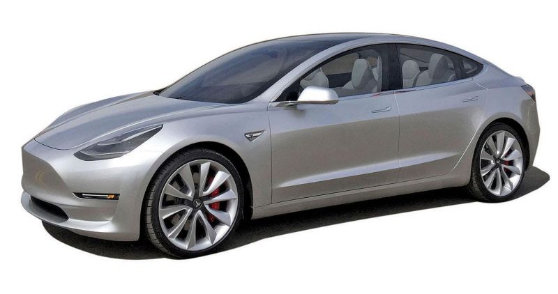 Model 3 pushes Tesla to its limits