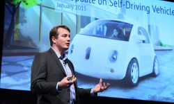 Chris Urmson, leader behind Google's self-driving car research, departs