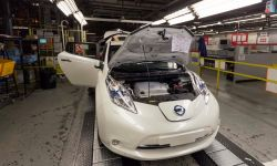 Nissan in talks to divest stake in EV battery business, report says