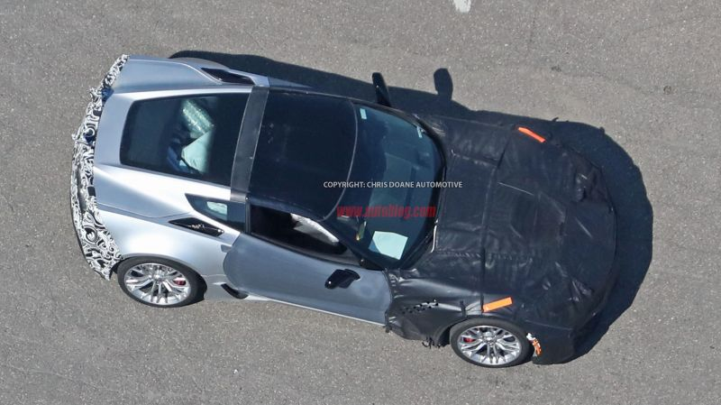Everything we know about the C7 Chevy Corvette ZR1