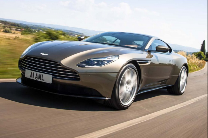 SECOND CENTURY PLAN: ASTON MARTIN TO LAUNCH 7 NEW MODELS IN 7 YEARS
