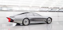 Mercedes hints at active aerodynamic features for its upcoming electric vehicles