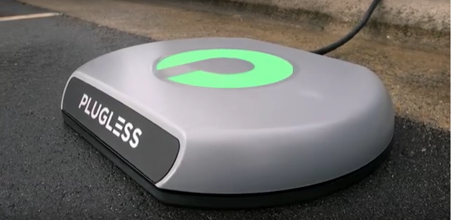 Tesla Model S aftermarket wireless charging is almost here