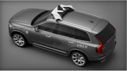 Uber, Volvo hook up to create next-generation autonomous cars