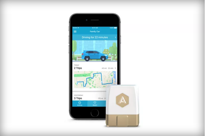 Automatic Pro will track your car for five years over 3G with no fees