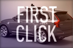 First Click: Is Uber's self-driving passenger service reckless or bold?