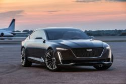 Cadillac's new Escala concept reveals design evolution inside and out