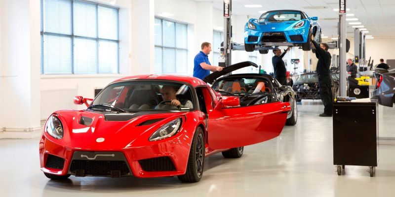 Detroit Electric announces all-electric sedan and SUV after its Lotus Elise-based car