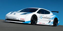Nissan hints at Nismo-inspired higher performance all-electric vehicle