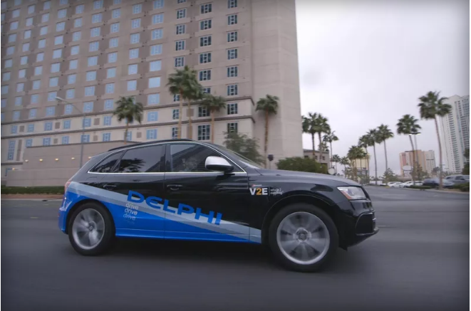 Delphi and Mobileye are teaming up to build a self-driving system by 2019