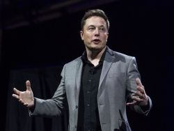 Tesla stock surges as Elon Musk teases 'product announcement'