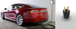 Tesla releases new charging adapter to connect directly in most dryer outlets