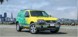 You can now actually rent Erlich's Aviato car from HBO's Silicon Valley