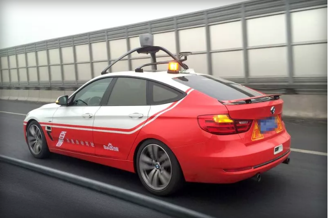 Baidu gets the green light to test self-driving cars on Google's turf