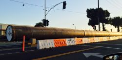 SpaceX starting construction on its own Hyperloop test track in Los Angeles