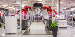 Tesla's robot supplier vows to do everything it can to bring up production line on time