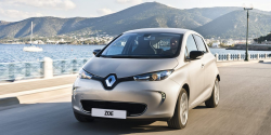 Renault is reportedly about to unveil a new all-electric Zoe with ~200 miles of range