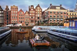 Self-driving boats will be tested on Amsterdam's canals next year