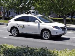 Google's vision of a driverless future just got a big boost from the government