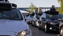 Uber starts self-driving car pickups in Pittsburgh (Part 1)