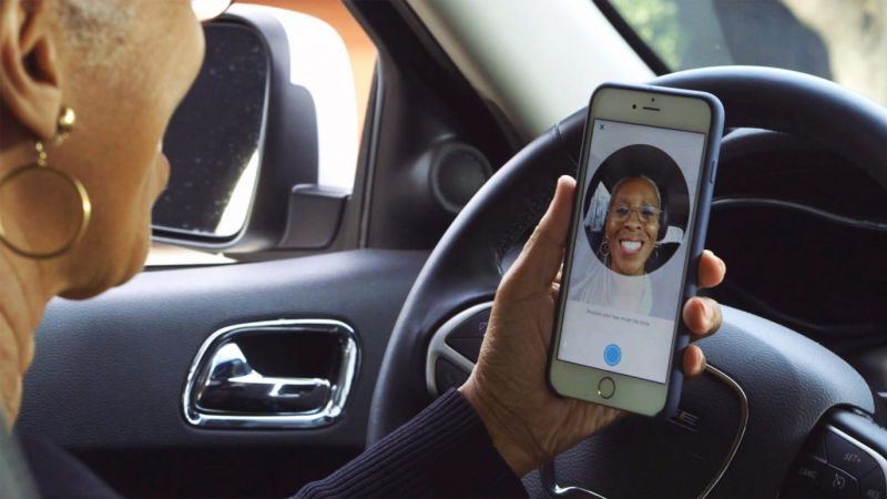 Uber's new selfie check helps make sure riders get the driver they're promised