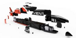 Venturi VBB-3 sets new electric-car speed record (pending certification)