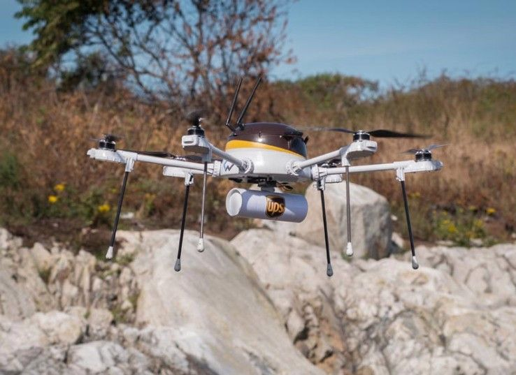 UPS becomes the the next participant in drone delivery