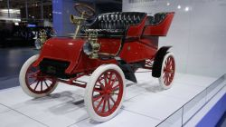 Back to basics: Ford patented a shrinking car with inspiration from Model A