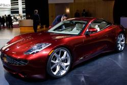 Designer Henrik Fisker offers an EV using graphene cells