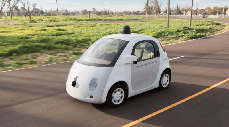 California rules on self-driving cars face objections from Google and carmakers