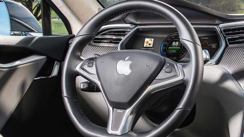 Apple will build its brain instead of cars