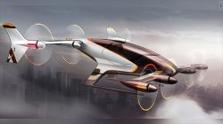 """Advancing to the future: Airbus aims to create its """"flying taxi"""" Vahana by 2020"""