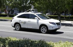 """Google self-driving project to graduate from """"Moonshot"""" programs"""