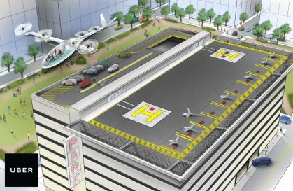 Uber to design its flying cars by next decade