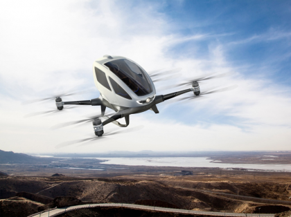 Uber Reveals Plan to Take Ridesharing to the Skies via Flying Cars