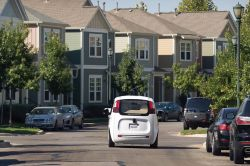 Five cities become self-driving test sites
