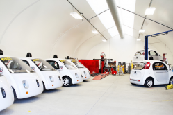 Google's Self-Driving Car Project to be Converted into a Business