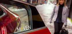 Uber partners with GM's maven in car-sharing business