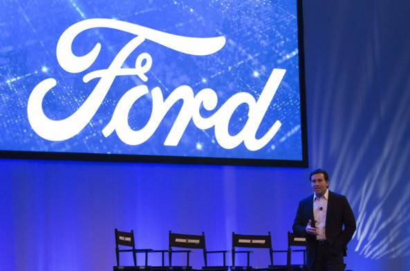 Ford Tackles The Future