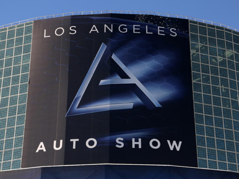 The MobilityLA Auto Show