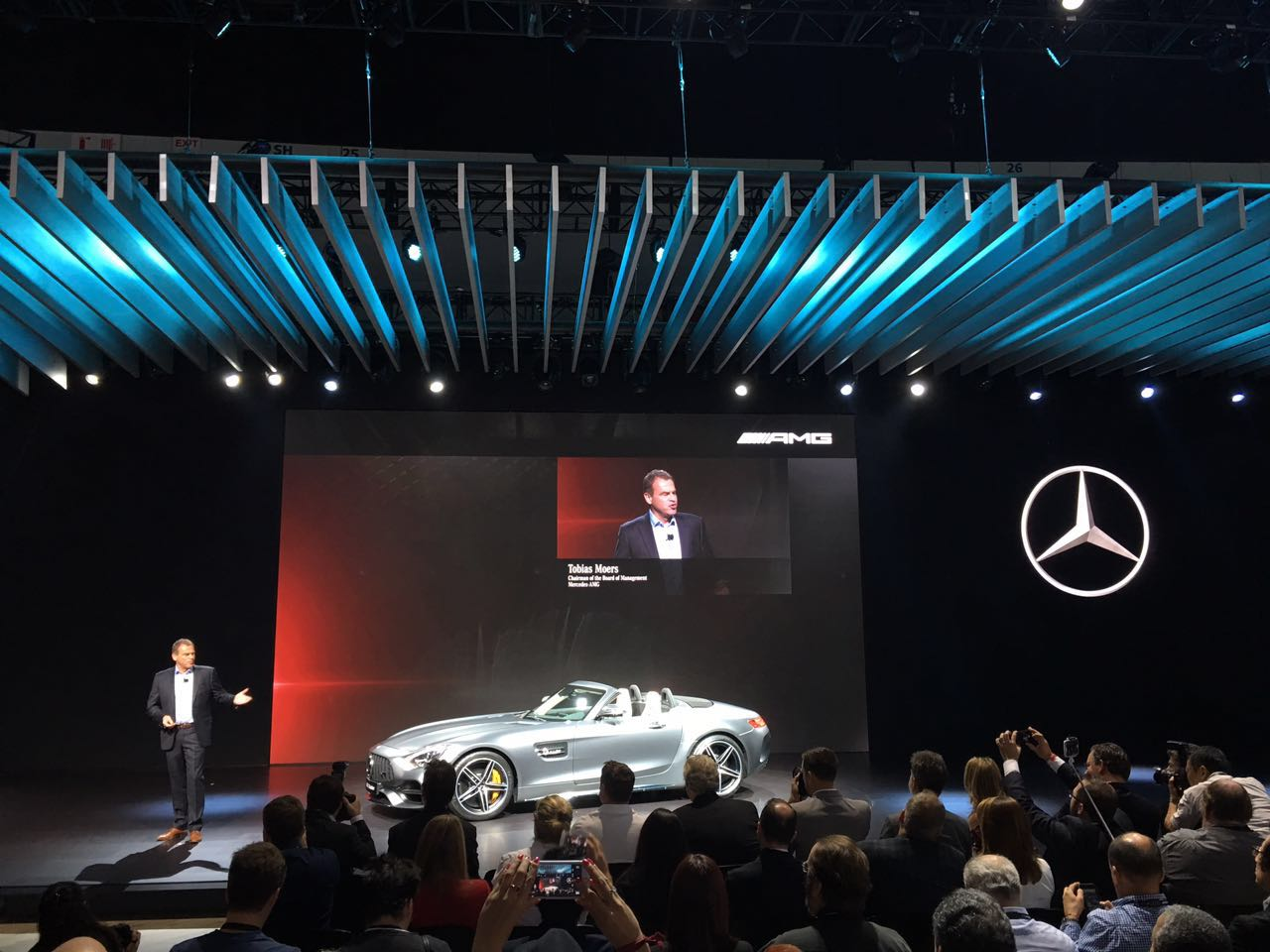 The First Cabriolet and the Most Powerful E-Class Ever from Mercedes-Benz at LA Auto Show