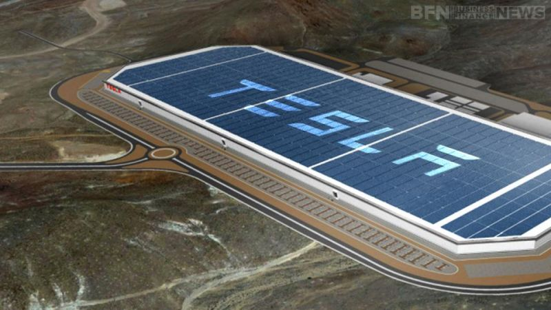 Tesla's Gigafactory grows rapidly in size - but what does that mean for EV's?