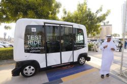 Driverless Cars Could Improve Road Safety in the Middle East