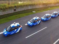 Search Engine Giant Baidu Starts Testing Self-Driving Cars on Public Roads in Wuzhen, China