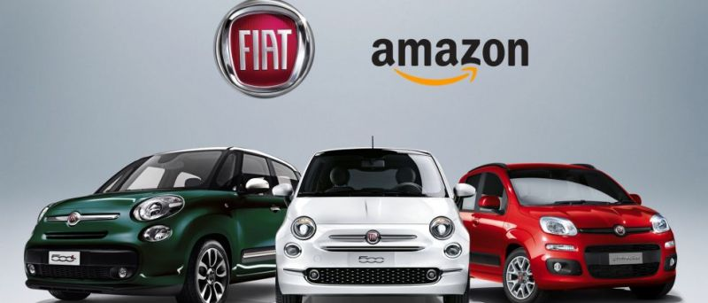 Amazon is now selling cars online - but not in the United States
