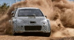 Toyota Streamlines Self-Driving Car Development via WRC Race Circuit