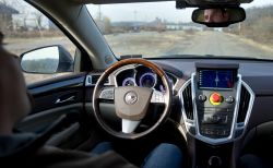 Why Are UK Insurers Demanding Driverless Car Data?