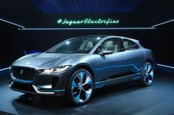 Jaguar Land Rover to build its EV in Great Britain