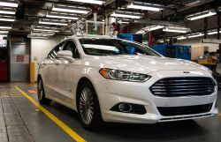 Ford to Expand Driverless Car Testing in Europe by 2017